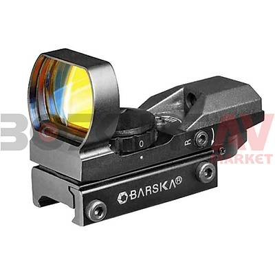 Barska 1x22x33 Weaver Hedef Noktalayýcý Red Dot Sight