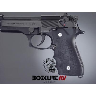 Hogue Beretta F92-F96 Plastik Kabza