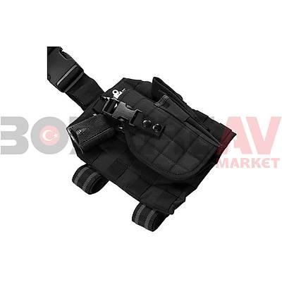 Barska Tactical VX-100 Bacak Kýlýf Platformlu Yelek