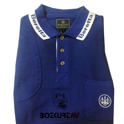 Beretta Mt02-01-56 Polo Erkek T-Shirt (Kýsa Kollu)