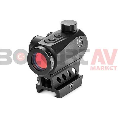 Hawke Endurance 1x25 QR Digital Weaver Hedef Noktalayýcý Red Dot Sight
