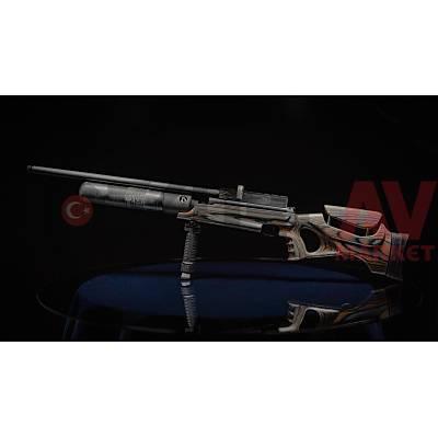 Hatsan NOVA STAR PREMIUM LW QE PCP Havalý Tüfek