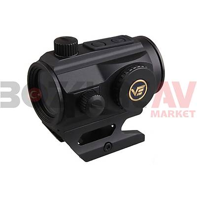Vector Optics Scrapper 1x25 Weaver Hedef Noktalayýcý Red Dot Sight
