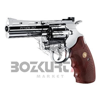 "Colt Python 357 Magnum 4"" Nickel Havalý Tabanca"