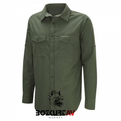 Craghoppers Kiwi Men's Long Sleeved Shirt Gömlek
