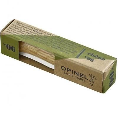 Opinel Inox 6 No Meþe Sap Çaký (002024)