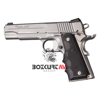 Hogue Colt 1911 Government Plastik Parmak Ge 231 Meli Kabza