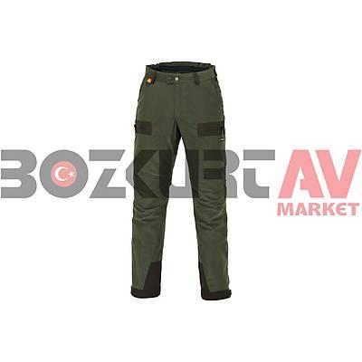Pinewood 9679 Retriever Suede Brown-Moss Green Pantolon