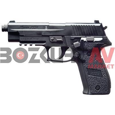 Sig Sauer P226 Black Blowback Havalý Tabanca