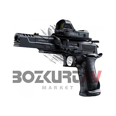 Umarex Race Gun Black Blowback Havalý Tabanca