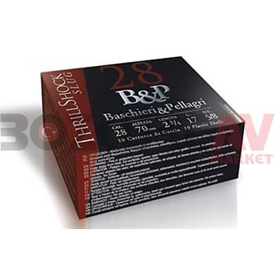 B&P Thrill Shock Slug 28 Kalibre Tek Kurþun