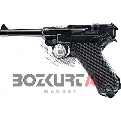 Umarex Legends P-08 Blowback Havalý Tabanca