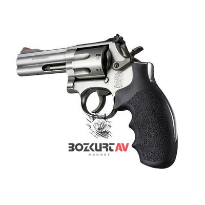 Hogue Smith&Wesson K veya L Tipi Yuvarlak Þekilli Plastik Kabza