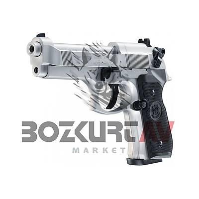Beretta M 92 FS Nickel Havalý Tabanca