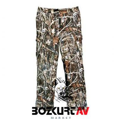 Mountain Remington Max4 Saz Desenli Avcý Pantolon