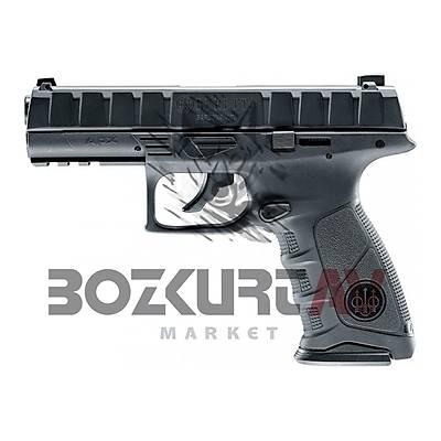 Beretta APX Black Blowback Havalý Tabanca