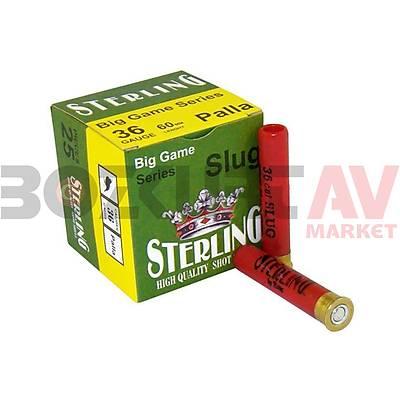 Sterling Slug 36 Kalibre Tek Kurþun