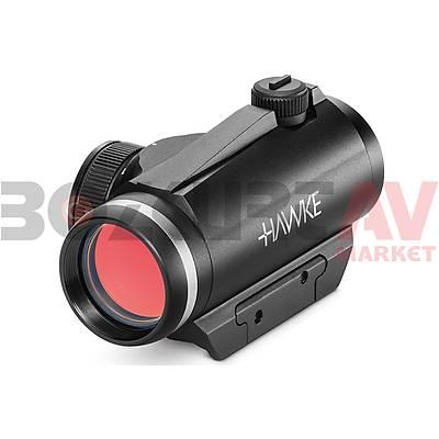 Hawke Vantage 1x25 Weaver Hedef Noktalayýcý Red Dot Sight