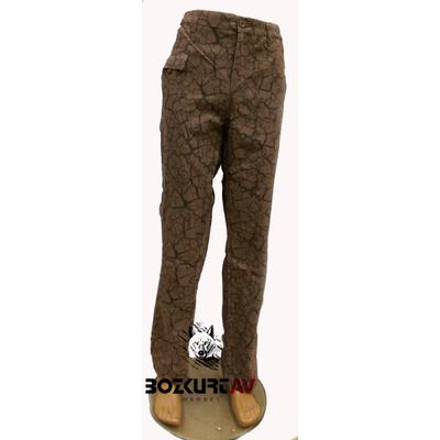 Womo 40401 Çat.Toprak Desen Avcý Pantolonu