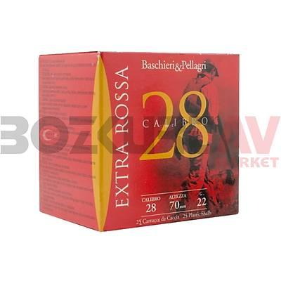 B&P Extra Rossa 22 Gram 28 Kalibre Av Fiþeði