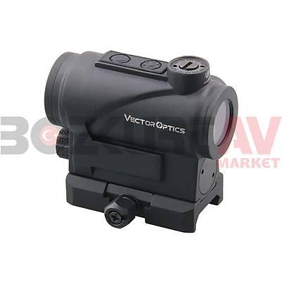 Vector Optics Centurion 1x20 Weaver Hedef Noktalayýcý Red Dot Sight