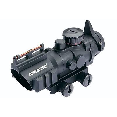 ASG Strike System Taktikal 4x32 Weaver Hedef Noktalayýcý Red Dot (Gezli)