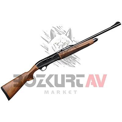 Kral Arms Azarax Wood Slug 20 Kalibre Otomatik Av Tüfeði