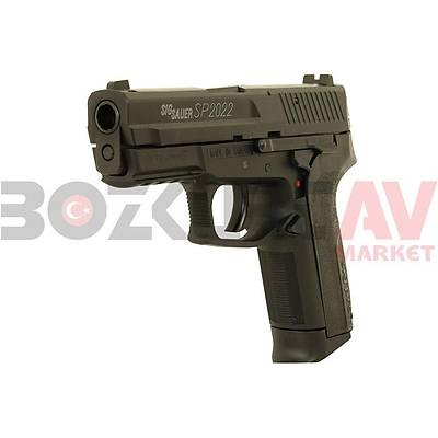 Cybergun Swiss Arms Sig Sauer SP2022 Havalý Tabanca