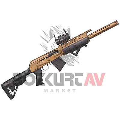 Kral Arms XPS TS Bronze Metal Otomatik Av Tüfeði