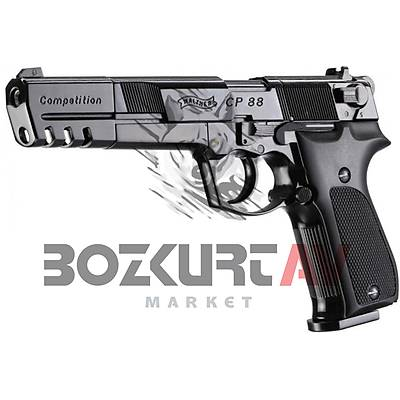 Walther CP88 Competition Black Havalı Tabanca