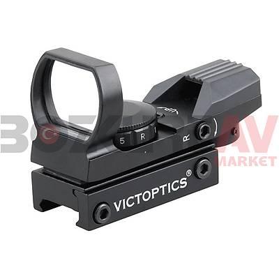 Vector Optics IPM 1x23x34 Weaver Hedef Noktalayýcý Red Dot Sight