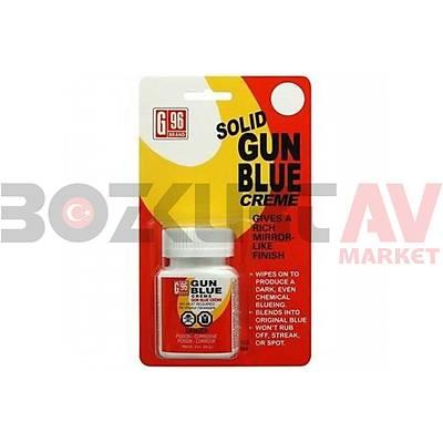 G96 Gun Blue 3 oz Krem Silah Boyası