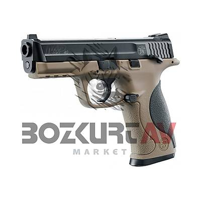 Smith & Wesson M&P 40 TS FDE Blowback Havalý Tabanca
