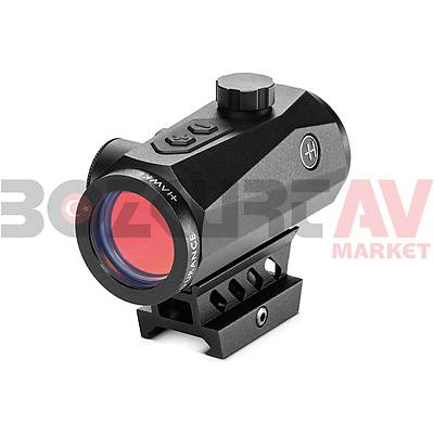 Hawke Endurance 1x30 QR Digital Weaver Hedef Noktalayýcý Red Dot Sight