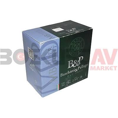 B&P MB Super Light 28 Gram 12 Kalibre Av Fiþeði