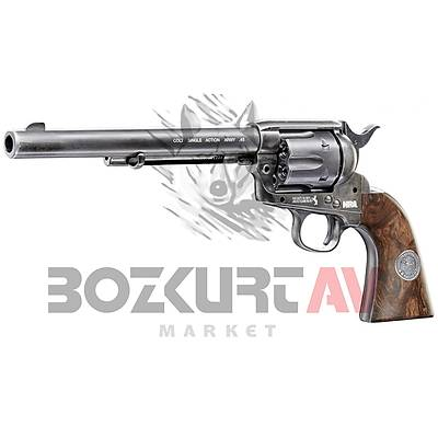 "Colt Single Action Army 45 NRA 7,5"" Havalý Tabanca"