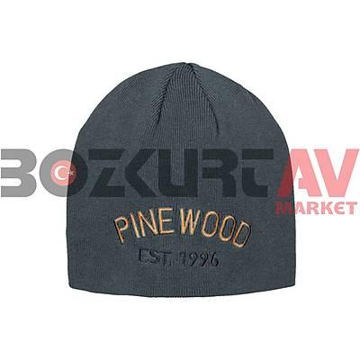 Pinewood 9122 Triglav Dark Grey-Black Örgü Bere