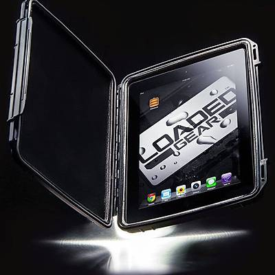 Barska HD-10 Loaded Gear Tablet Taþýma Çantasý