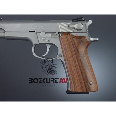 Hogue Smith&Wesson 5900 Serisi Pau Ferro Ahþap Kabza