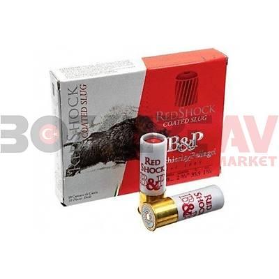 B&P Red Shock Slug 12 Kalibre Tek Kurþun