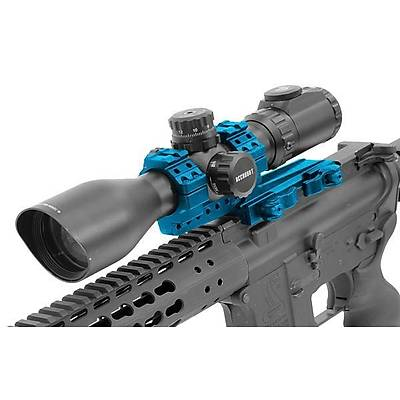 UTG Unleash The Glow M3S40070R2 30 mm Dampa Ayak (Uzun)
