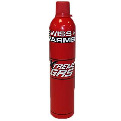 Cybergun Swiss Arms Extreme Gas 600 ml Airsoft Tabanca Gazý