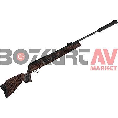 Hatsan Mod 125 Sniper Magic Wood Havalý Tüfek