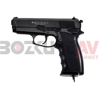 Ekol ES 66 Compact Siyah Havalý Tabanca