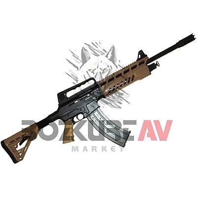 Derya MK-10 Full Metal Desert Otomatik Av Tüfeði