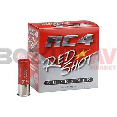 RC 4 Red Shot 24 Gram 12 Kalibre Trap Atýþ Fiþeði