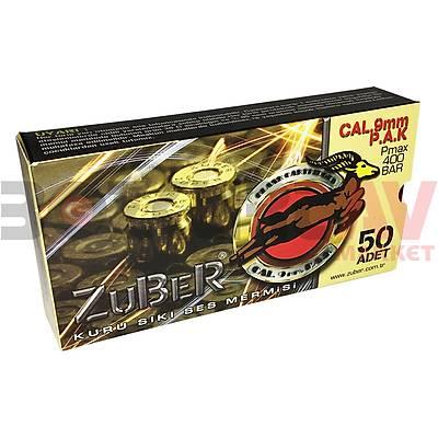 Zuber 9 mm Kurusýký Tabanca Mermisi