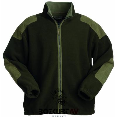 Gamo Alaska Fleece Verde Polar Ceket
