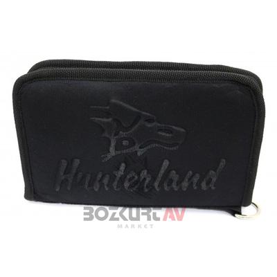 Hunterland Siyah Tabanca Çantasý
