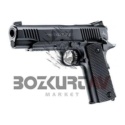 Colt Government M45 CQBP Black Blowback Havalý Tabanca